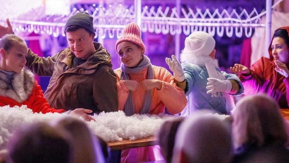"""Драма №3 поставит новый спектакль """"Горка"""", сценой для которого станет гардероб"""