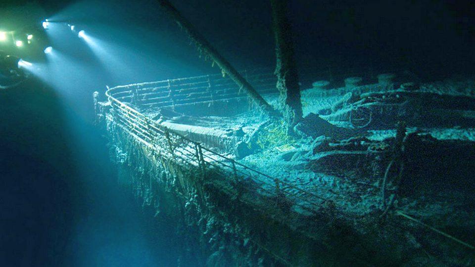 """Американская компания хочет вскрыть """"Титаник"""" для поиска передатчика"""