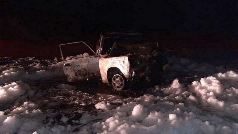 Один человек погиб и один пострадал в ДТП под Каменском-Уральским