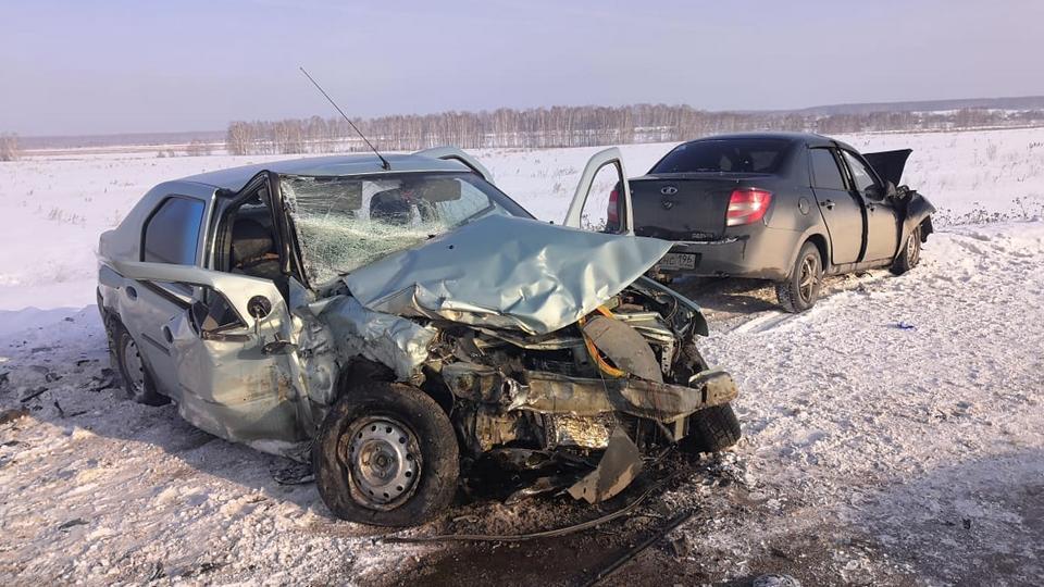 ДТП в Каменском районе: один человек погиб, двое пострадали