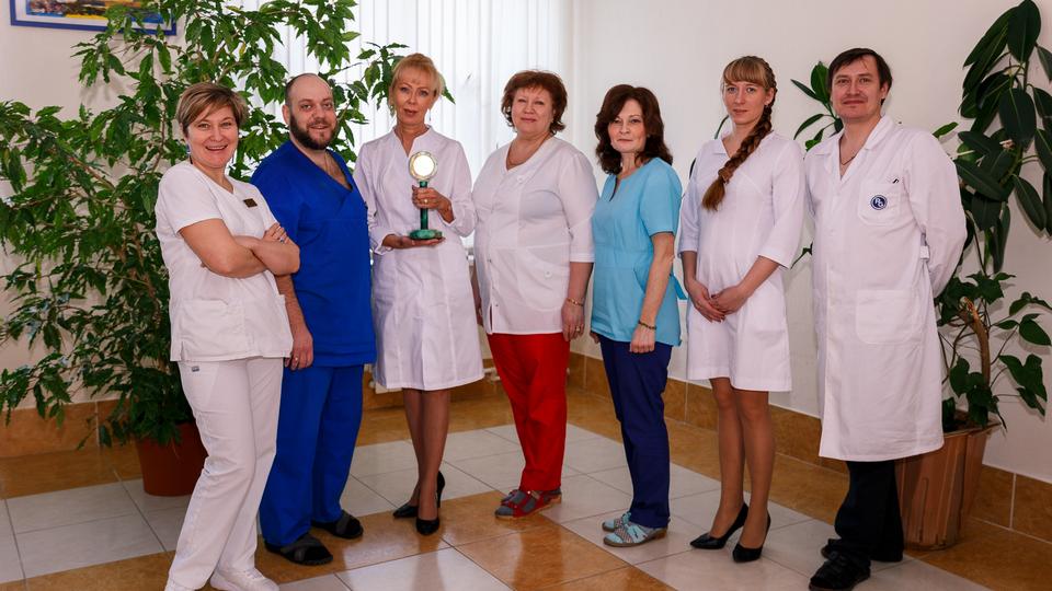 Каменские врачи признаны лучшими в борьбе с инсультом