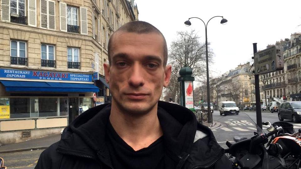 Пётр Павленский задержан в Париже