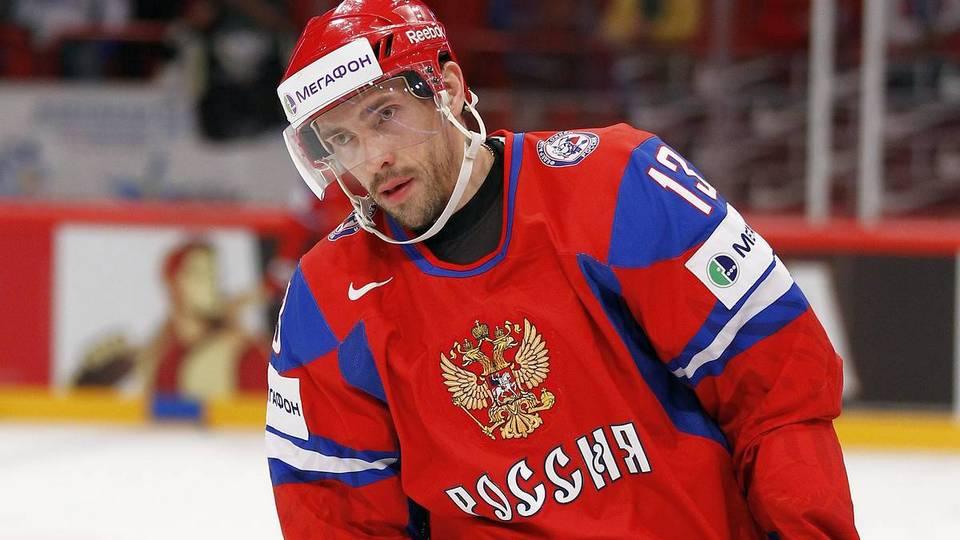 Павел Дацюк вошел в топ самых высокооплачиваемых спортсменов России