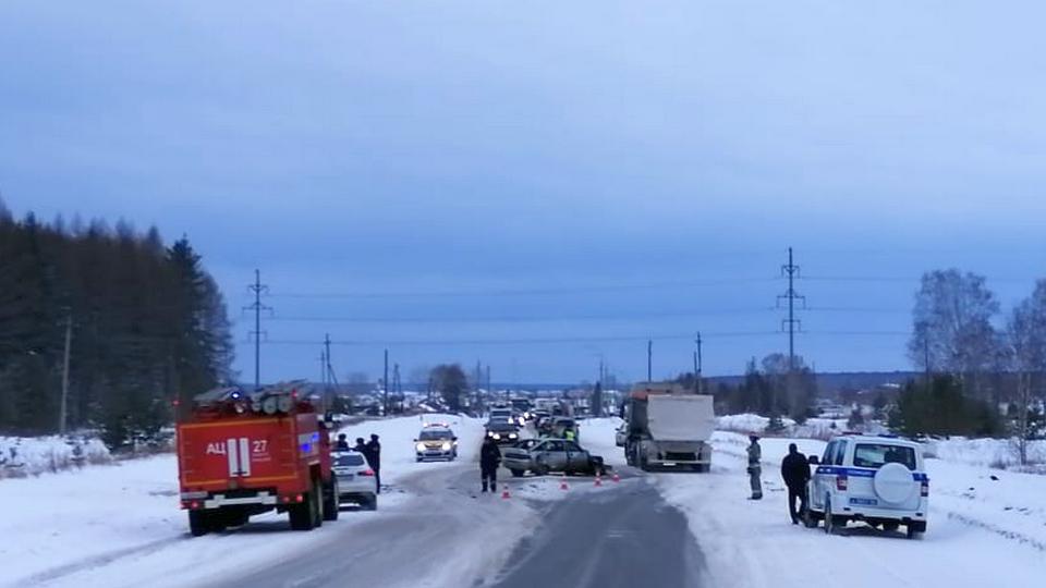Два человека пострадали в ДТП в Каменском районе
