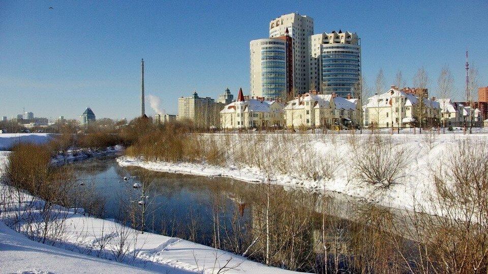 Холодный ветер с дождем усилился стократно: на Урал пришло потепление