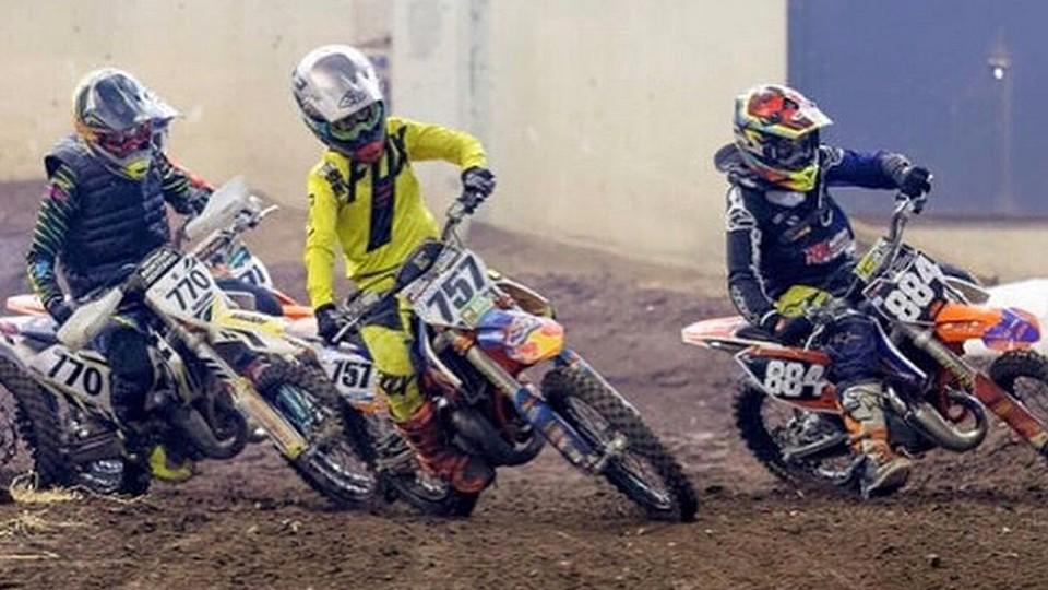 Елисей Орешкин из Каменска-Уральского стал первым в гонке Adrenalin Arena Kids Cup-2020 в Эстонии