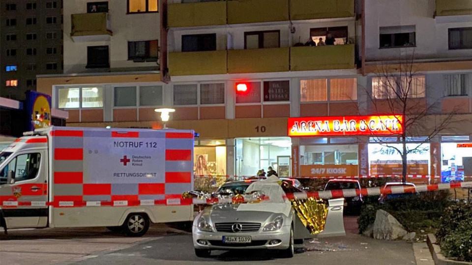 11 человек стали жертвами стрелка в Германии
