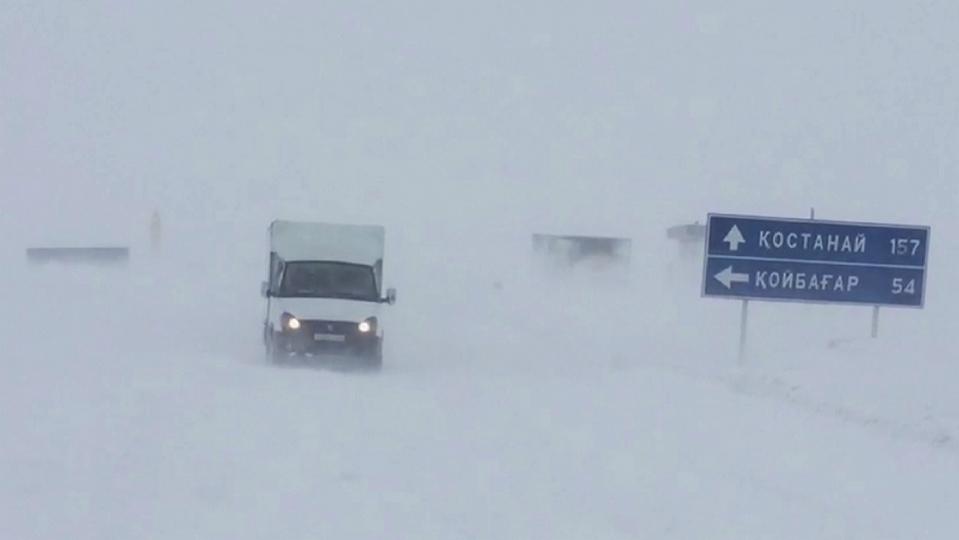 Автобусное сообщение из Челябинска в Казахстан приостановлено