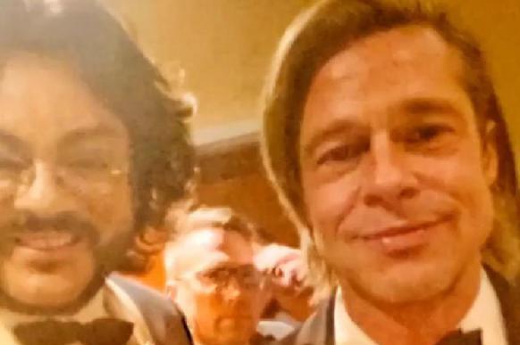 """Леонардо Ди Каприо отказал Киркорову в селфи на """"Оскаре"""""""