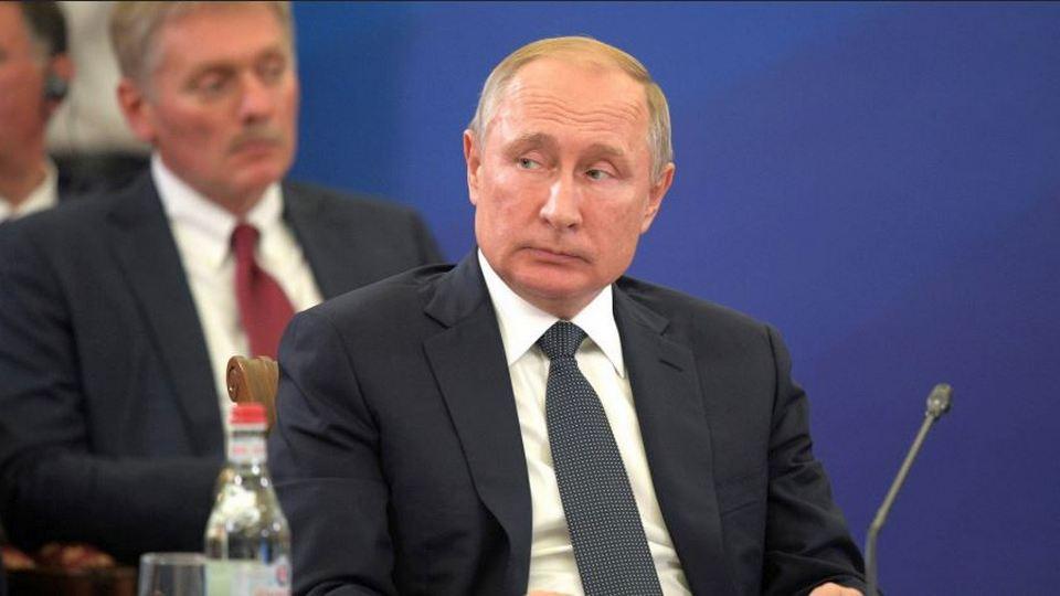 Путин рассказал, как ФБР США помогли России предотвратить теракты в новогодние праздники