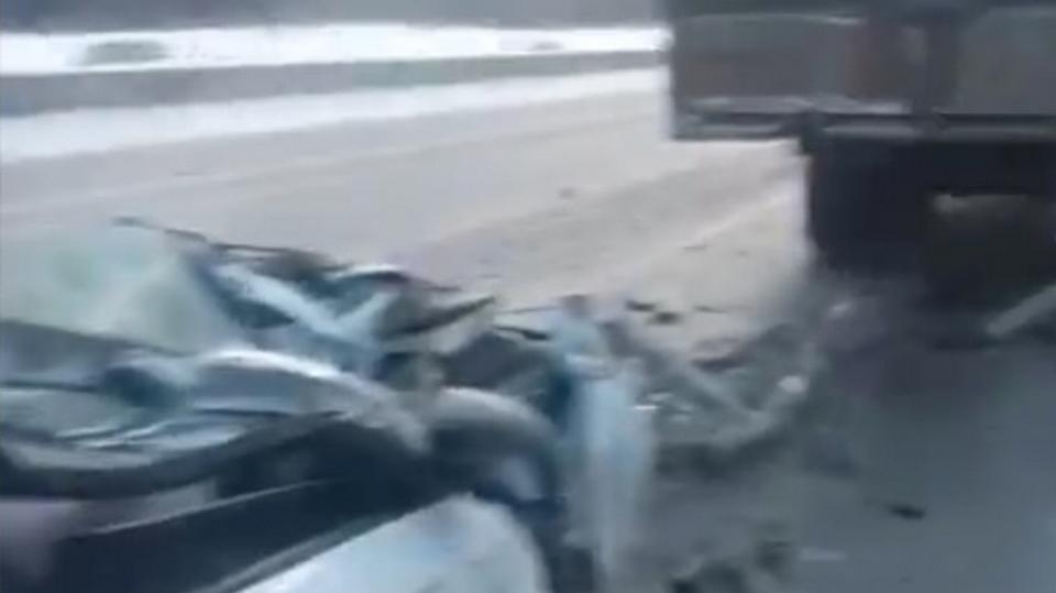ДТП на Кольцовском тракте: погибли два человека