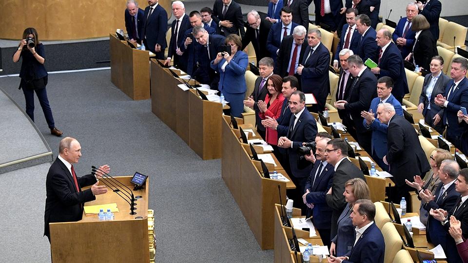 Досрочные выборы в Госдуму пока отменяются