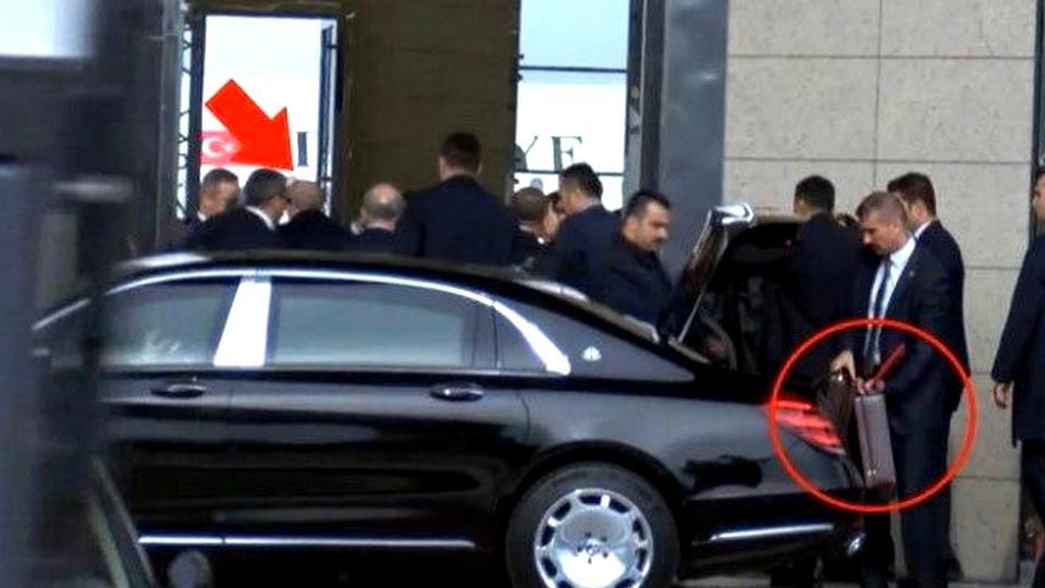 Эрдоган прибыл в Москву