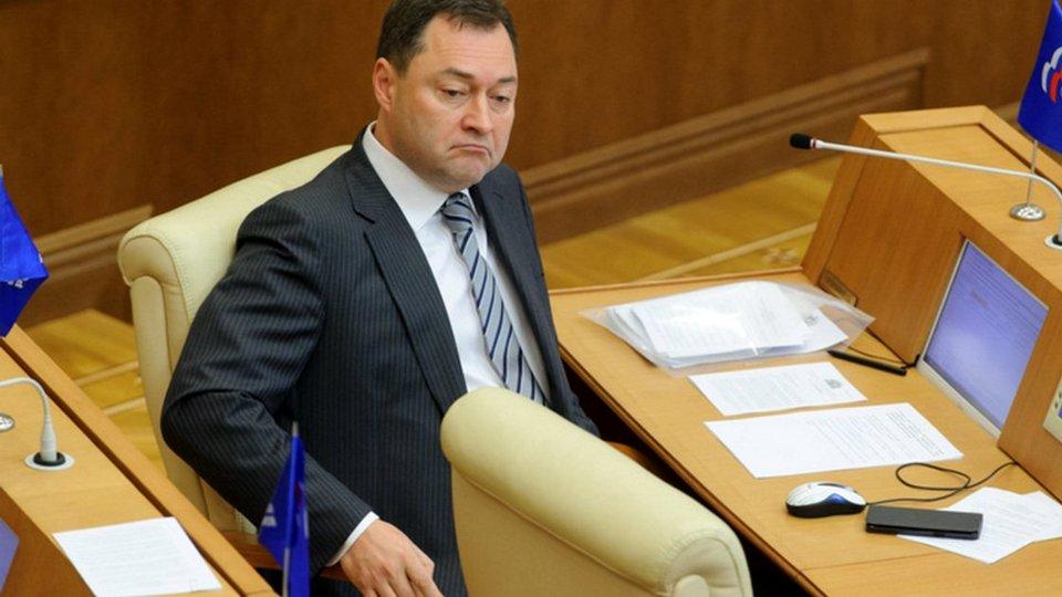 епутата Заксобрания Александра Серебренникова