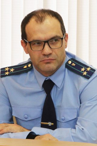 прокурор Владимир Васильев