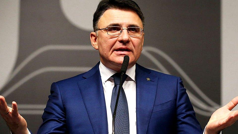 Освобождён от должности глава Роскомнадзора Жаров