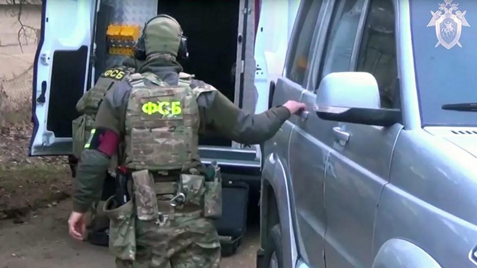 Сотрудники ФСБ ликвидировали трех боевиков, готовивших теракты в КБР
