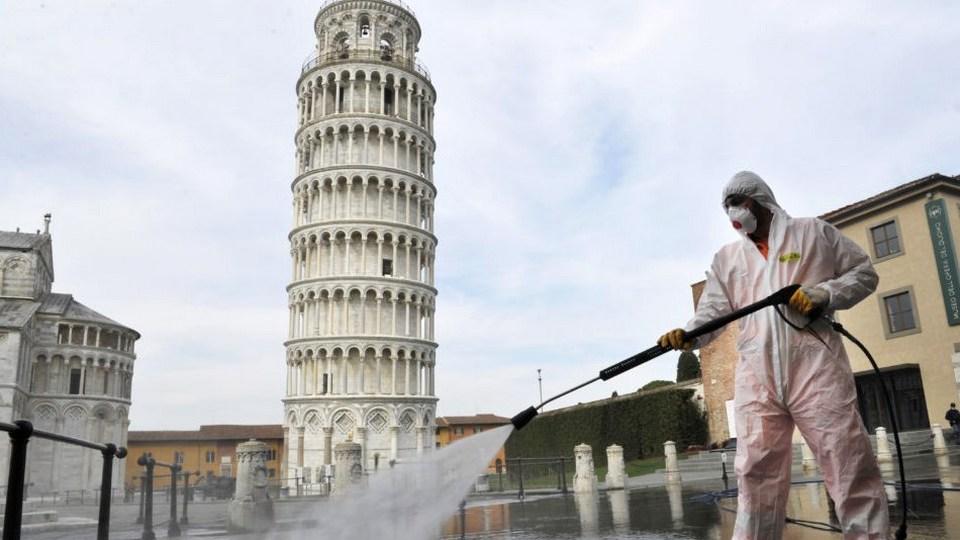 Мэры городов Италии записали возмущенное видеообращение не соблюдающим карантин