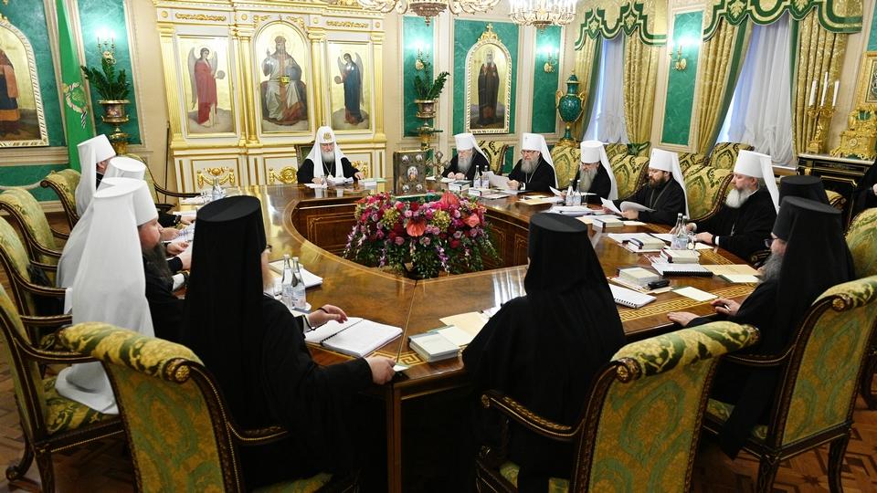 Священный Синод РПЦ сделал заявление по ситуации с коронавирусом