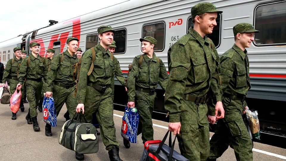 Весенний призыв в армию пройдёт в обычные сроки
