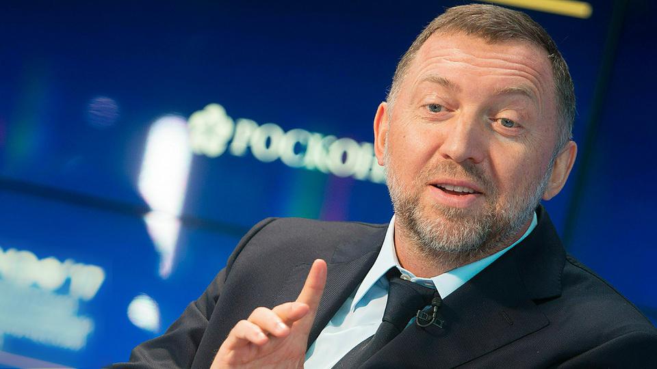 Дерипаска подал иск к Навальному