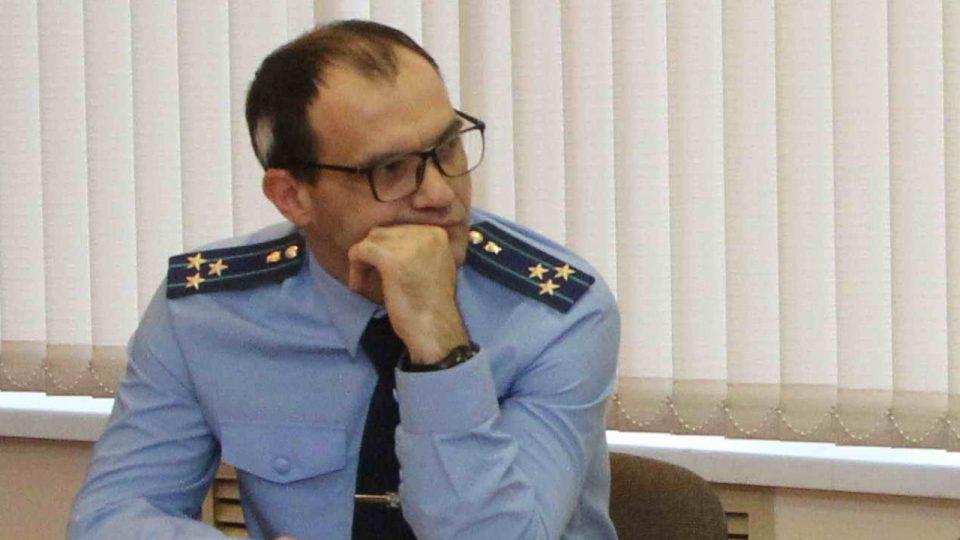Прокурор Владимир Васильев: у прокуратуры нет цели поймать и осудить