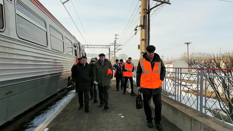 В Каменске-Уральском отремонтируют пешеходные подходы к железной дороге на 10 км