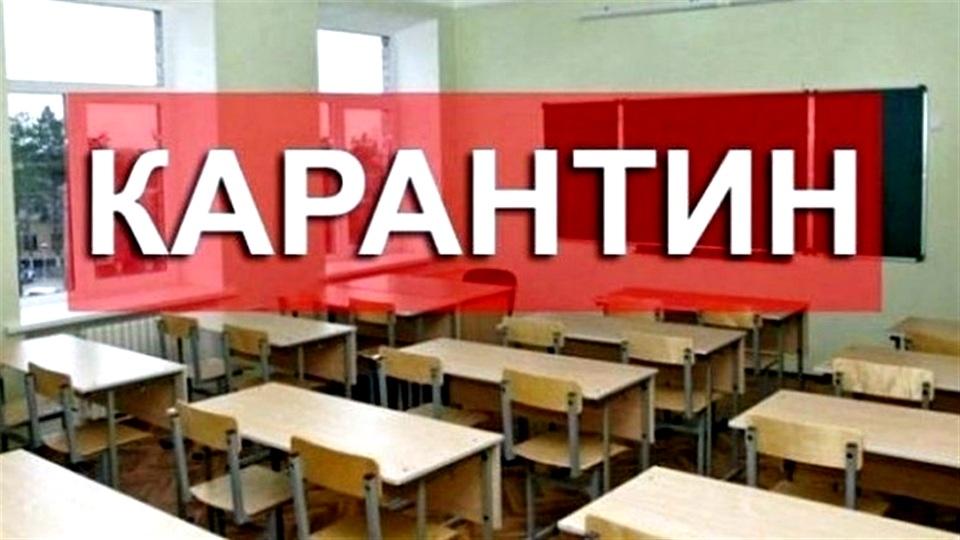 В Екатеринбурге закрываются школы и детские садики на карантин