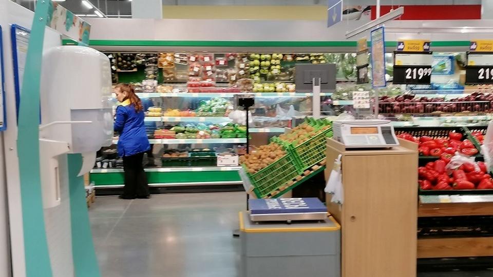 Роспотребнадзор проверил торговые центры Каменска-Уральского в условиях карантина
