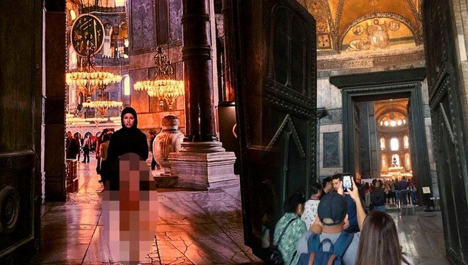 Модели Playboy грозит тюрьма из-за съемки в мечети