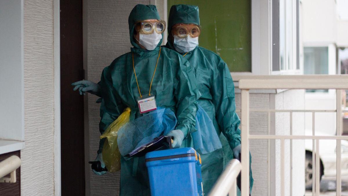 В Каменске-Уральском зафиксировали рекордное число заболевших COVID-19 за сутки