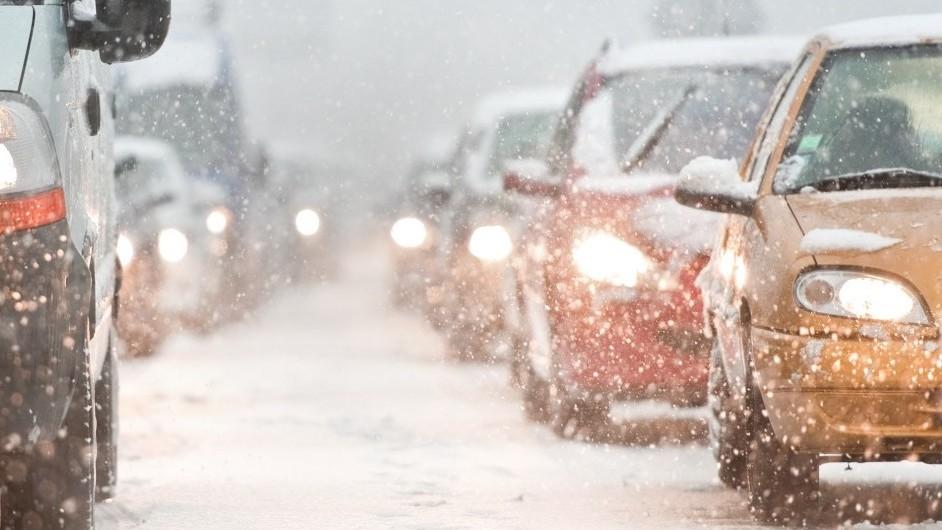 Метели и снегопады ожидают Свердловскую область в воскресенье