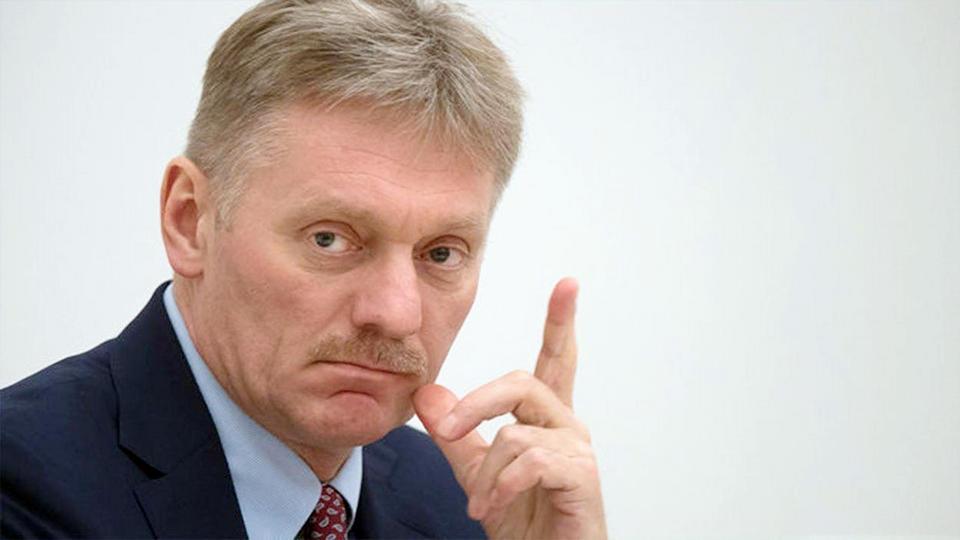 Песков попросил больных журналистов не приходить в Кремль