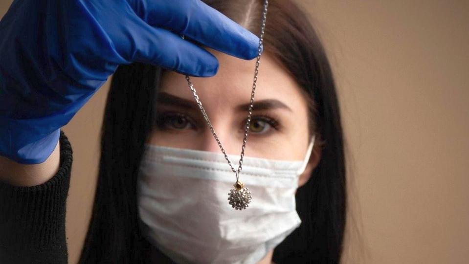 Ювелиры Костромы продают коронавирус