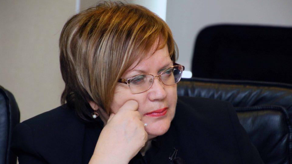 Татьяна Мерзлякова прокомментировала каменцам поправки в Конституцию