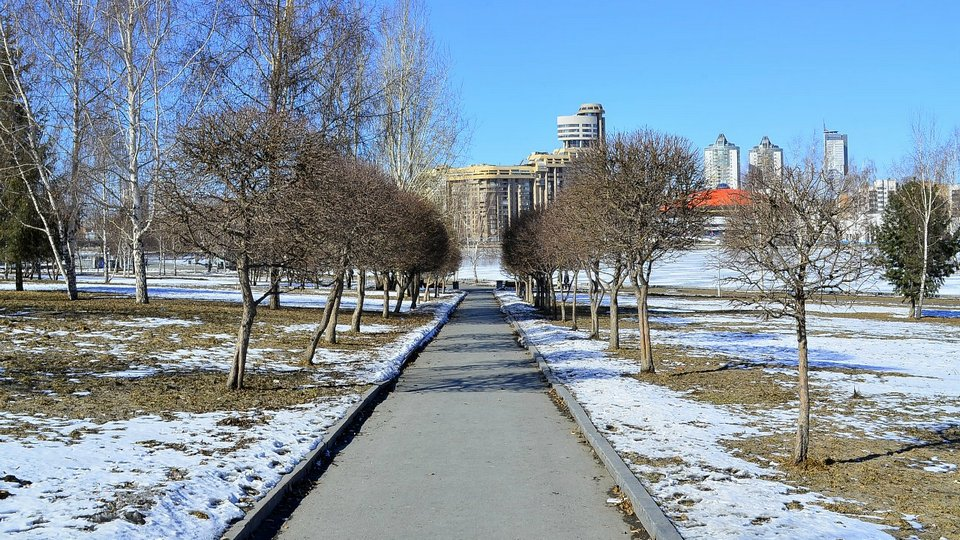 Похолодание в Свердловской области будет снова