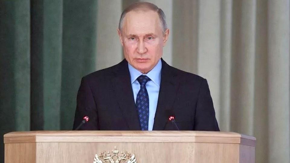 Путин приедет в Екатеринбург