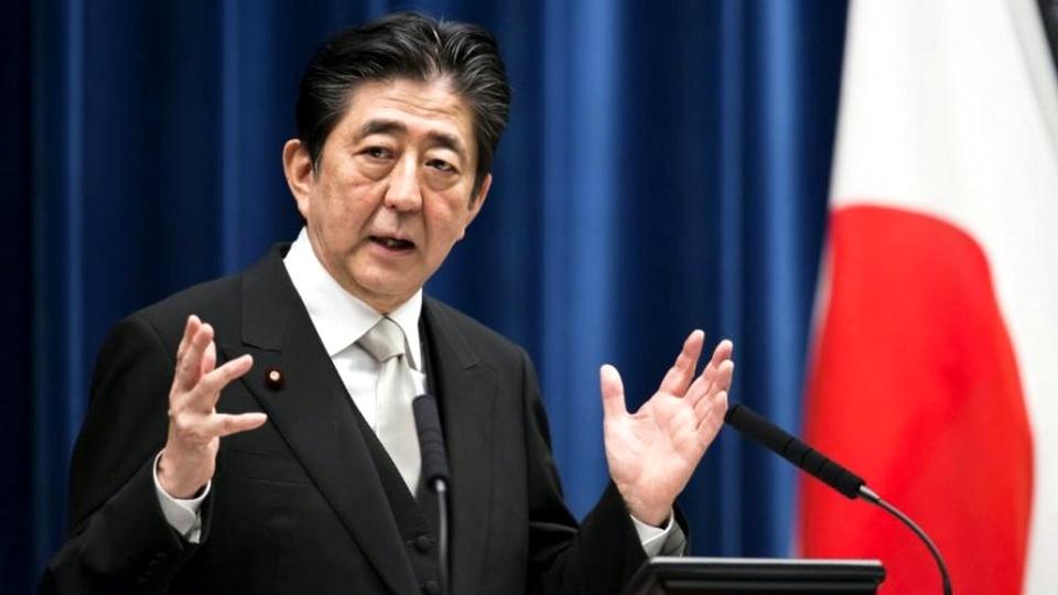 Синдзо Абэ не сможет принять участие в торжествах в Москве по случаю 75-летия победы