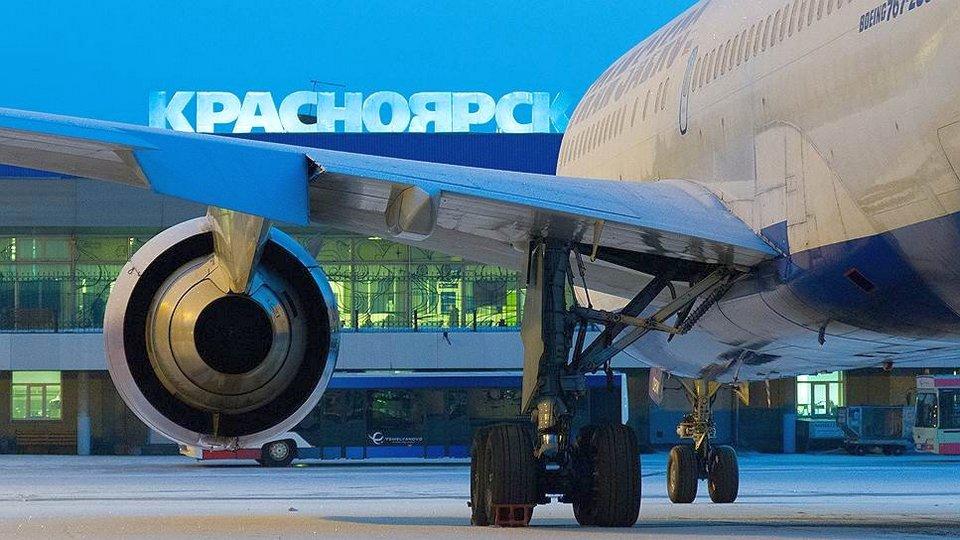 Власти Красноярского края отправят всех прилетевших из Москвы и Петербурга на самоизоляцию