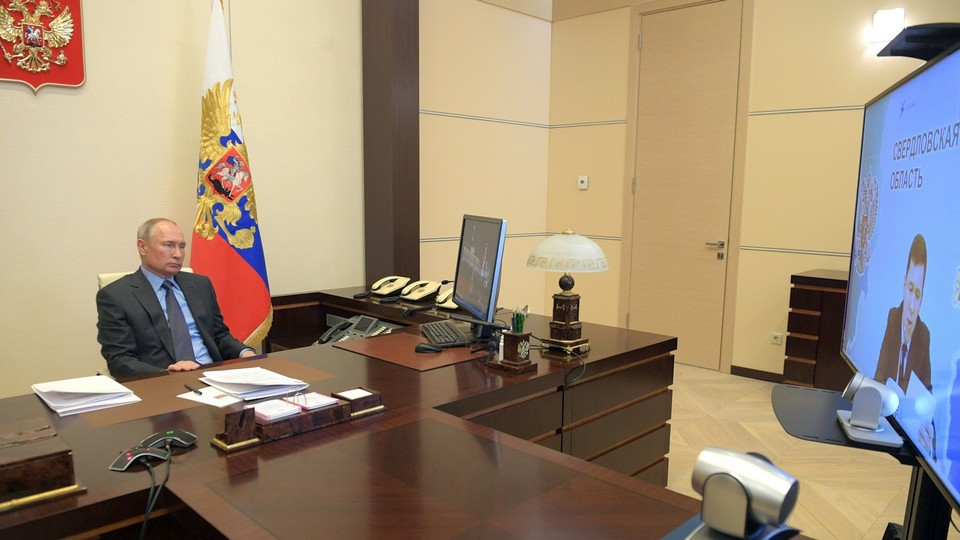 Путин поддержал строительство ЕКАД в Свердловской области