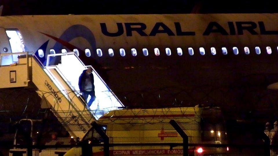 Прилетевшие в Екатеринбург из Таиланда помещены в обсерватор