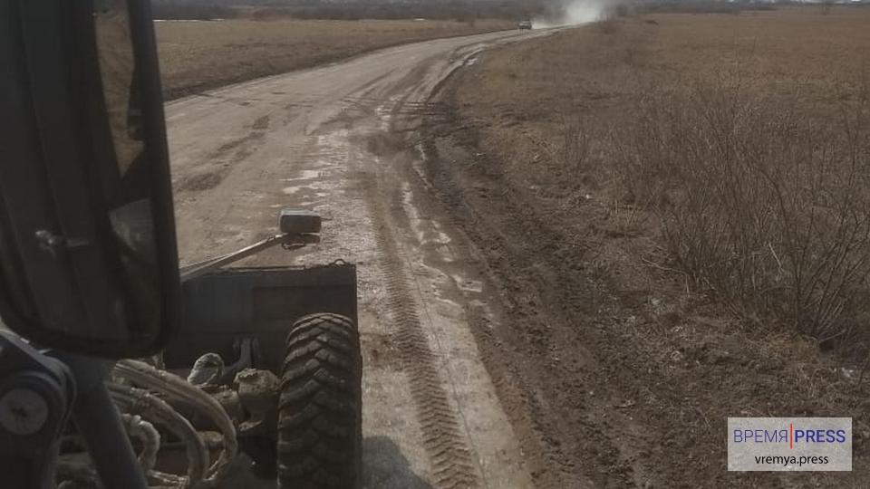 Дорогу в Кремлевку отремонтировали по предписанию прокуратуры КГО