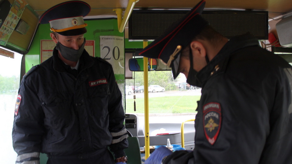 Полиция Каменска-Уральского провела профилактический рейд по мошенничеству