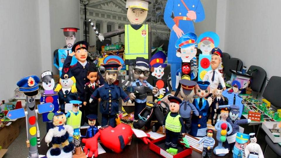 Полиция приглашает детей принять участие в конкурсе Полицейский Дядя Стёпа