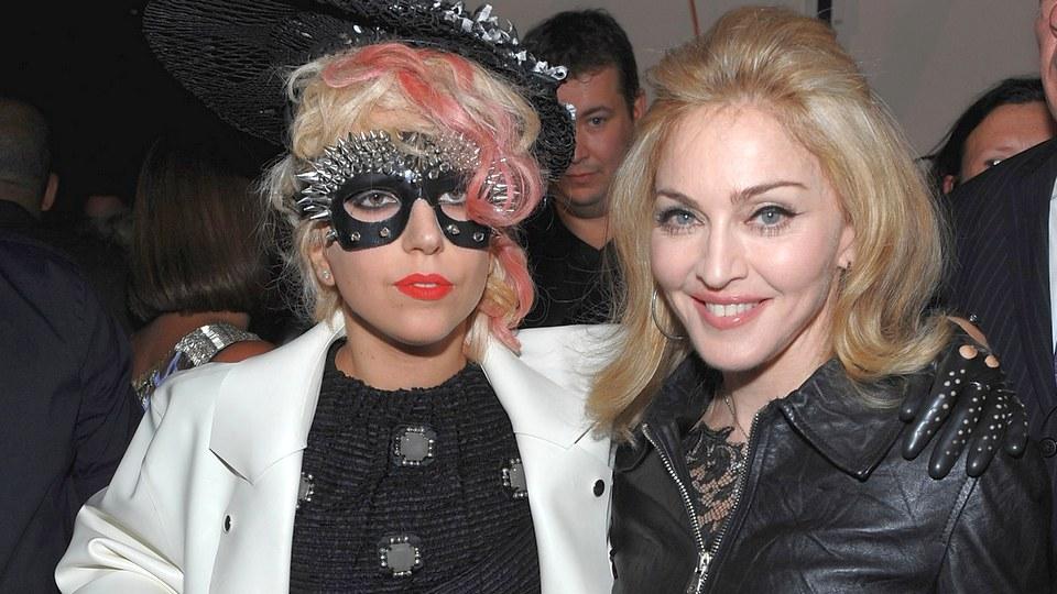 Леди Гага, Мадонна, Ники Минаж и Брюс Спринстин стали жертвами хакеров