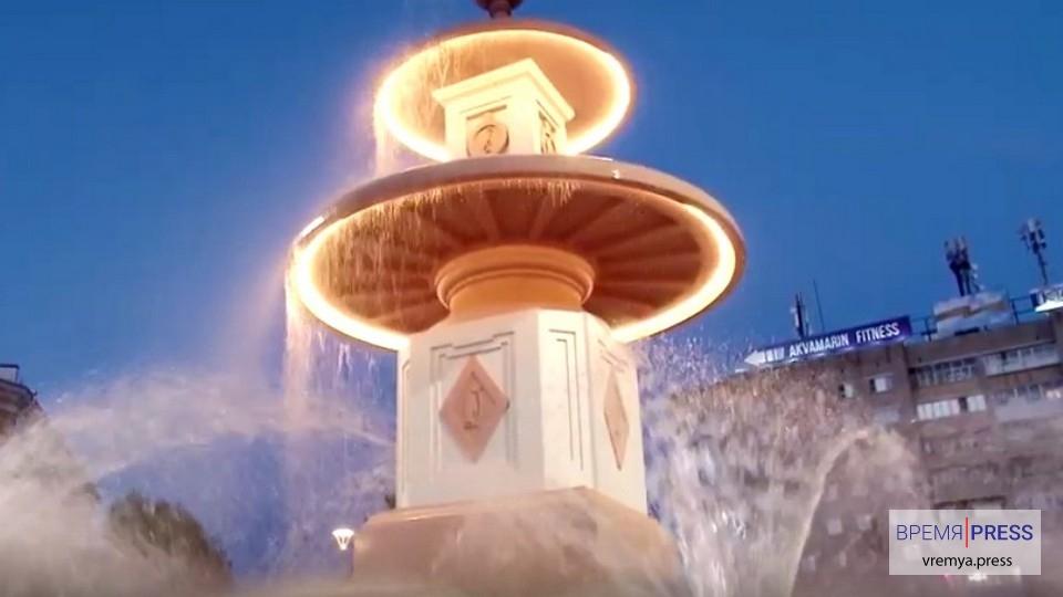 Римский фонтан в Каменске-Уральском может стать одним из самых красивых в регионе