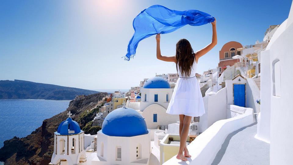 Греция примет первых туристов 1 июля