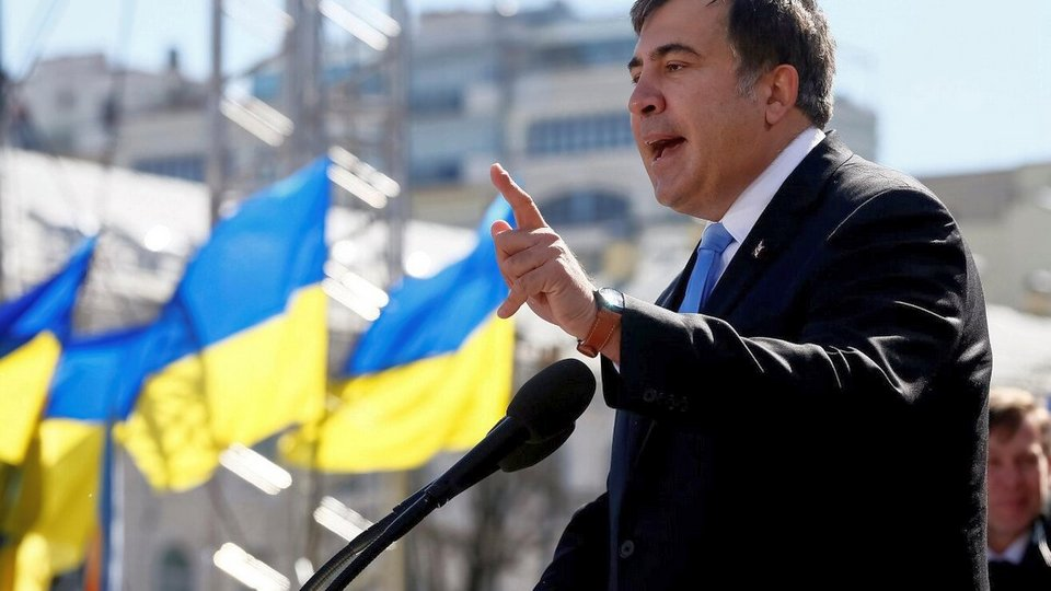 Саакашвили анонсировал возвращение в Грузию
