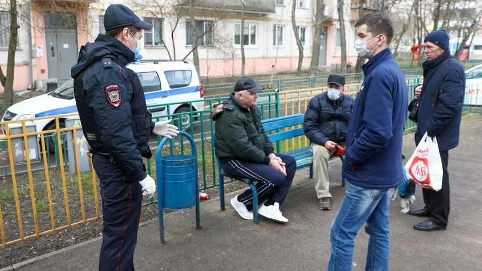 Более 5,7 тысячи материалов о нарушении особого режима составлено в Свердловской области
