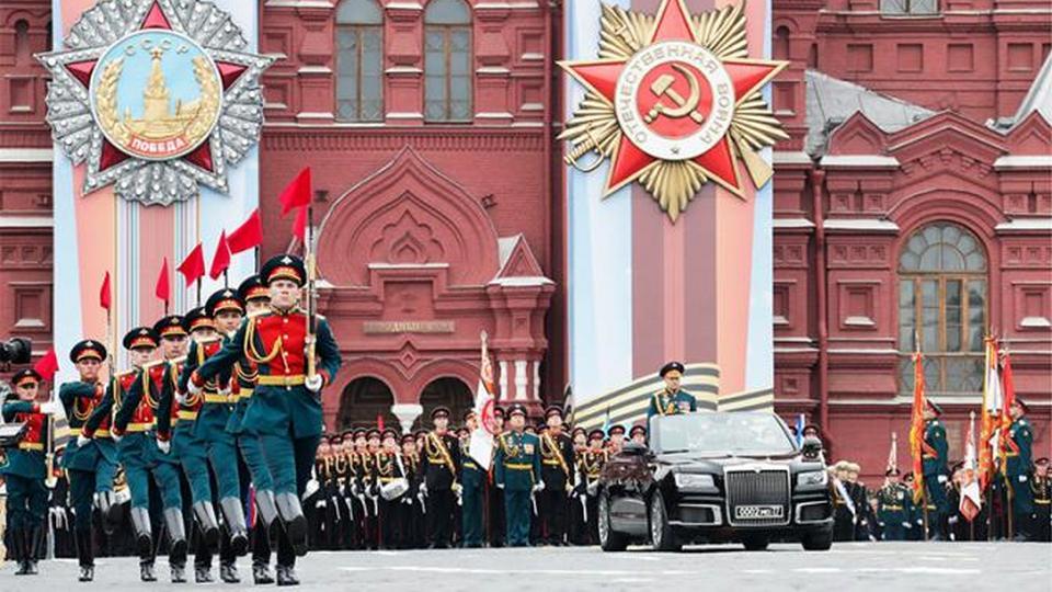 Названы 28 российских городов, где пройдет парад Победы 24 июня